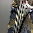 Tokyo subway 2005