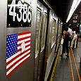 New York subway 2005