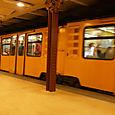 Budapest Millenium Metro line