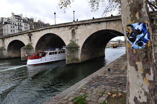 Cris Trapeniers Paris 6 dec 09