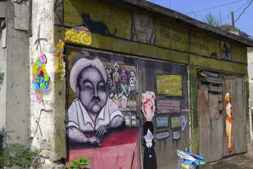 NiceArt Tian Fred le Chevalier Machado PoleKa Tcha Tijuana aug 13 3